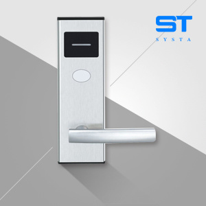 Contaless Magnetic Battery Powered RF Card Door Lock Sr10