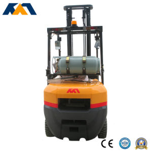 Japanese Nissan Factory Price New Automatic 2tons LPG Forklift pictures & photos