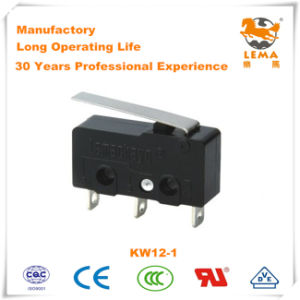 Lema Spdt Kw12-1 Micro Switch pictures & photos
