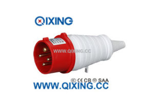 Amazing Price IP44 4p Red Plug for Industrial Application pictures & photos
