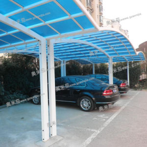Waterproof Aluminum and Polycarbonate Carport