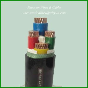 4core Aluminum Copper Conductor PVC Cable pictures & photos