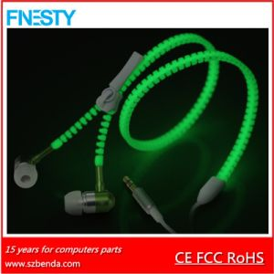 2016 New Style Night Glowing Earbuds
