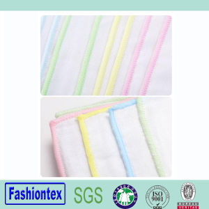 Wholesales Baby Cotton Towel Makeup Remover Bamboo Towel 100% Cotton Handkerchiefs pictures & photos