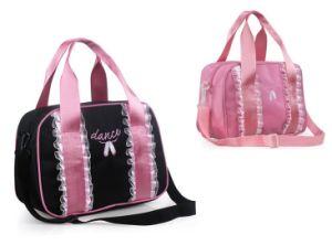 Black/Pink Ballet Dance Bag for Girls/Child pictures & photos