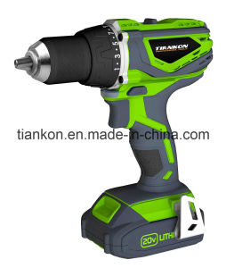 18V Cordless Drill with Impact Funciton (TKLT02)
