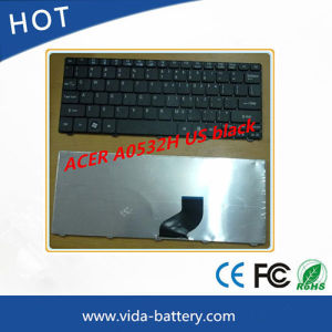Laptop Keyboard for Acer Aspire One 532h Ao532h 521 D255 pictures & photos