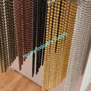 Special Mixed Color Ball Chain Hanging Curtain pictures & photos