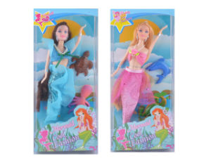 Plastic Lovely Girls Baby Doll Toy (H9907007) pictures & photos