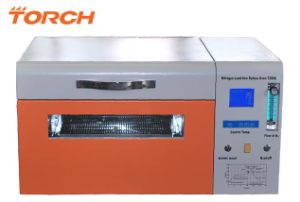 Benchtop Nitrogen Lead-Free Reflow Welding Oven T200n for PCB Soldering pictures & photos