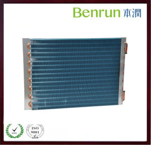 Hydrophilic Fin Copper Tube Air Cooling Condenser