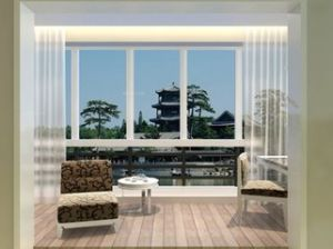 Fire Proofing Great Performance Aluminum Sliding Window pictures & photos