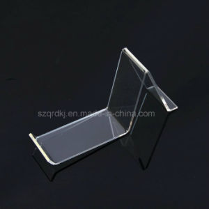 Acrylic Shoe Display Stand OEM Manufacturer (QRD-001)