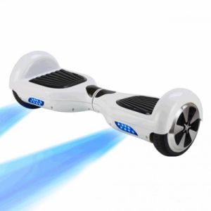 White Color 350W*2 Motor 20 Km Per Charge Best Seller Self Balance Scooter