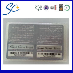 Prepaid Paper Card pictures & photos