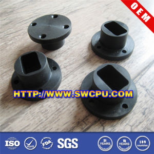 Customized Machinng Button Plastic Product Parts (SWCPU-P-P869) pictures & photos