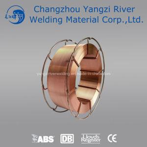 En G4sil CO2 Gas Shielding Copper Welding Wire