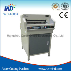Office Equipment Graph Paper Cutter 18inch (WD-4605K) Paper Cutting Machine pictures & photos