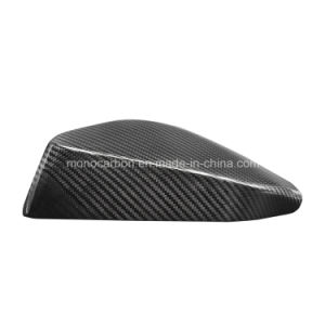 High Luxury OEM Design Carbon Fiber Car Parts Rearview Mirror Frame pictures & photos