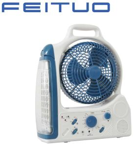 Fan, Rechargeable Fan, Emergency Light, LED Fan pictures & photos