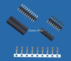 Wafer Connector 2.0mm Bar Connector Tjc8 Double Row for Samtec pictures & photos