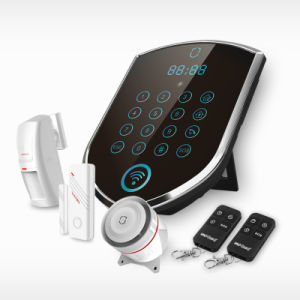 Homsecur Intruder Burglar Alarm 3G Home Alarm System Security Camera System Alarm pictures & photos