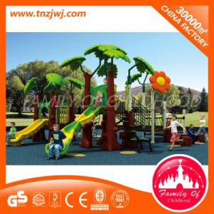 Preschool Children Outdoor Playground Tree Slide pictures & photos