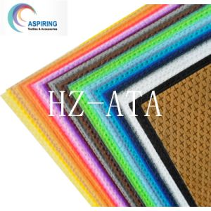Good Quality Non Woven Fabric Sesame Design with 100% Polypropylene pictures & photos