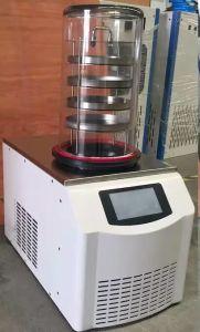 Small Laboratory Drug Lyophilizer Freeze Dryer pictures & photos