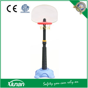Large Basketball Hoop Stand Rim Net Set for Kids pictures & photos