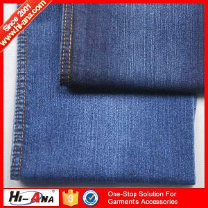 More 6 Years No Complaint Good Price Jeans Fabric Manufacturers pictures & photos