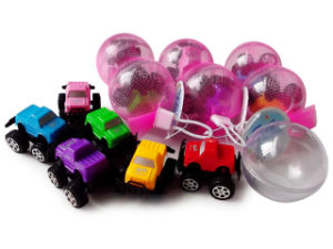 Promotion Egg Suprise Car Toy of Pull Back Car pictures & photos