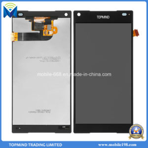 Mobile Phone LCD for Sony Xperia Z5 Compact LCD with Digitizer Touch Screen pictures & photos