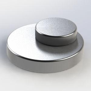Large Disc Neodymium/ NdFeB Permanent Magnet pictures & photos