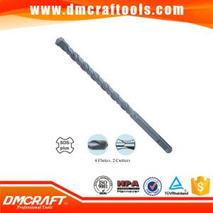SDS Plus Hammer Drill Bit 4 Flute 2 Cutter pictures & photos