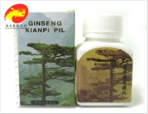 Herbal Extract Weight Gain Supplement Ginseng Kianpi Pills