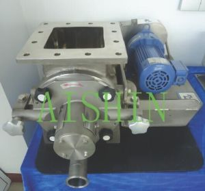 Rotary Valve of Blow-Through Type