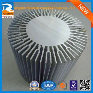 ISO9001 Certified Precision Aluminum Heat Sink pictures & photos