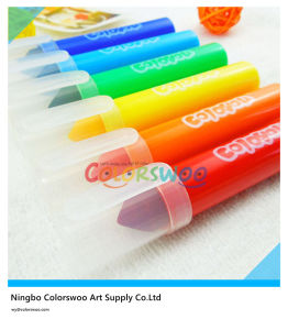 6PCS Jumbo Tip Water Color Pen for Kids and Students pictures & photos