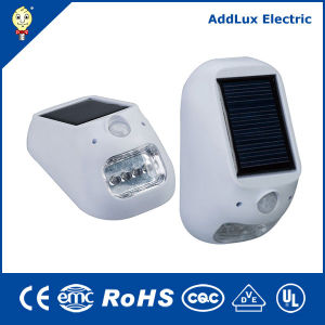 Warm White 1W Solar Powered LED Outdoor Lamp pictures & photos
