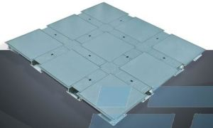 Top Quality Raised Access Floor with High Load Capacity for Office Room pictures & photos