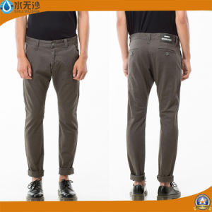 Factory Men′s Chino Pants Cotton Casual Cargo Pants pictures & photos