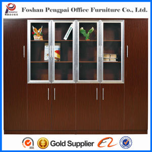 Office Furniture Use Modern Wooden Book Filing Cabinet Hy815