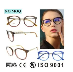 2017 Most Popular Eyewear Optical Frame Eyewear Frame Round Type Top Quality pictures & photos