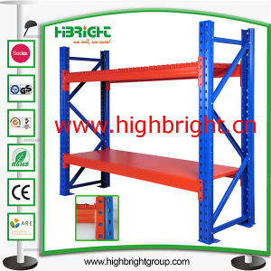 Warehouse Pallet Racks Shelving System for Stockroom Style Supermarket pictures & photos