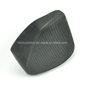 High Quality Car Components Real Carbon Fiber Rearview Mirror Cover pictures & photos