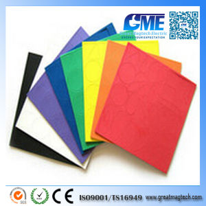 Self Adhesive Flexible Magnetic Sheet Thick Rubber Magnet Sheet pictures & photos