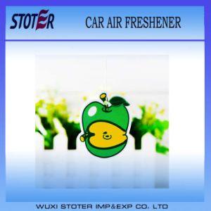 Print Custom Logo Promotional Paper Car Air freshener pictures & photos