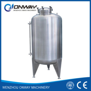 Factory Price Oil Water Hydrogen Storage Tank Wine Stainless Steel Storage Water Tank pictures & photos