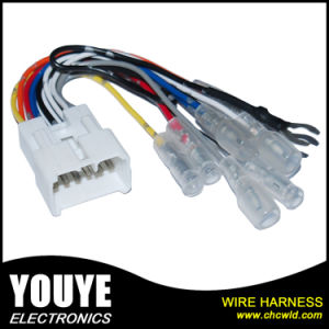 Automotive Car Radio Wiring Harness pictures & photos